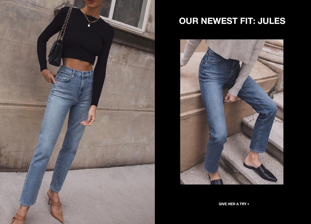 Jules jeans jbrand